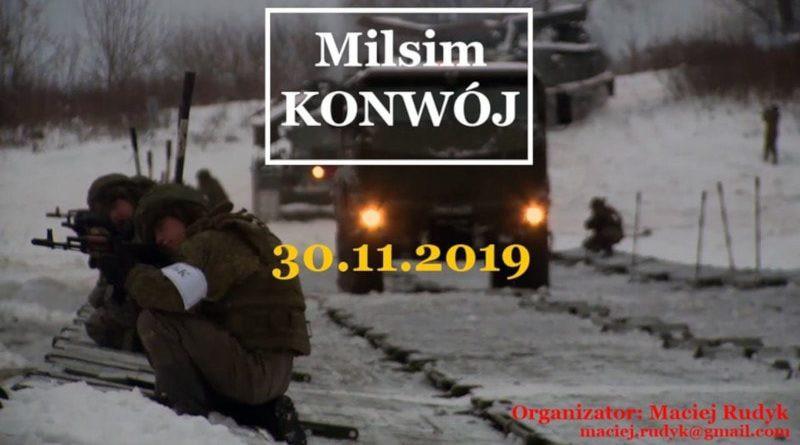 """Milsim """"Konwój"""" vol 5 """"Operacja Oczyszczenie"""""""
